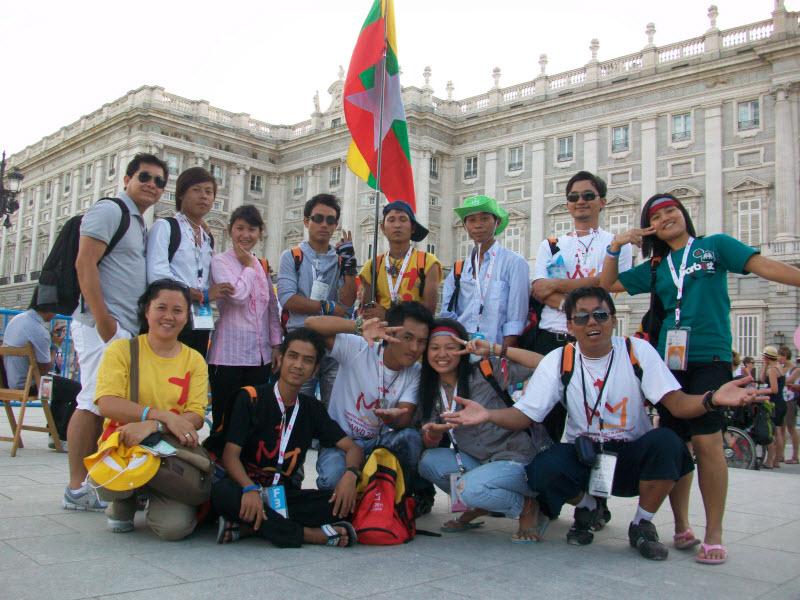Myanmar WYD