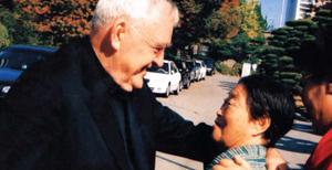 Columban Fr Noel O'Neill